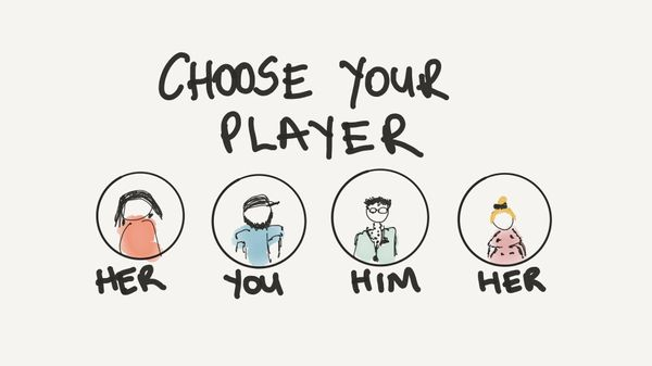Choose Your Own Character, Not Someone Else's