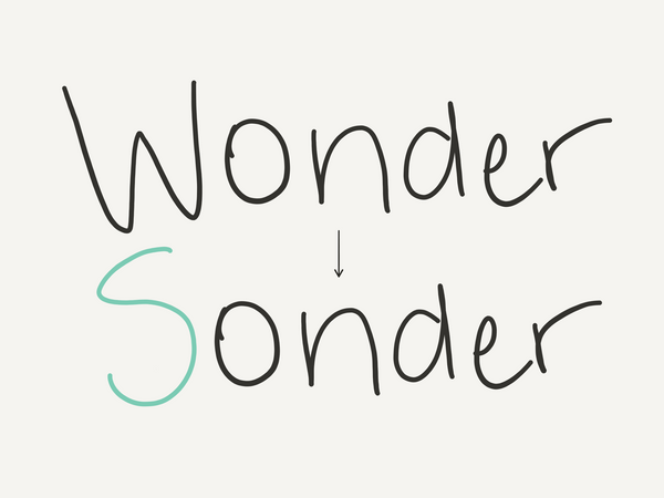 Like Wonder with an S